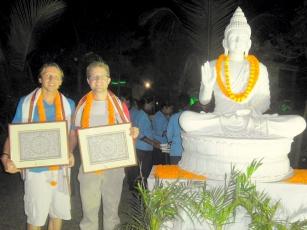 Ademir dos Santos & M Kontopodis, Bhubaneswar, India Dec 2012