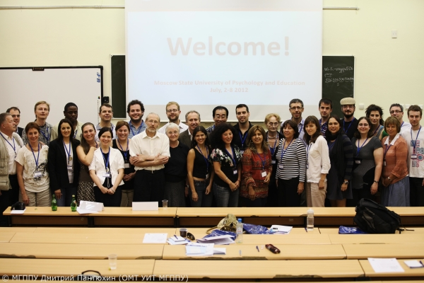 ISCAR Summer University Opening Moscow 2012