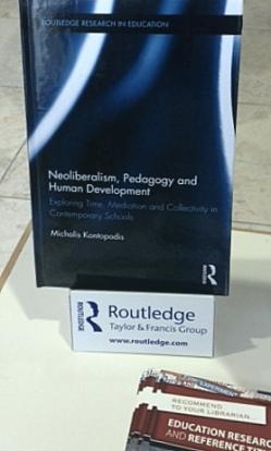 Kontopodis Book Exhibit 2014